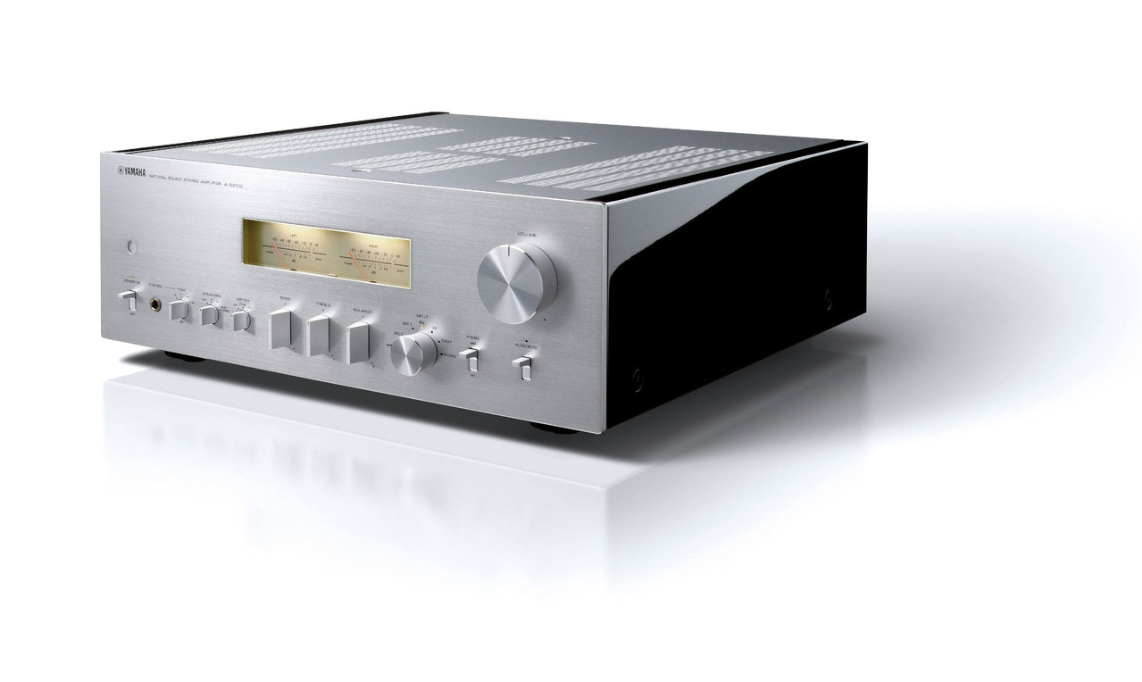 Yamaha Integrated Amplifier A S