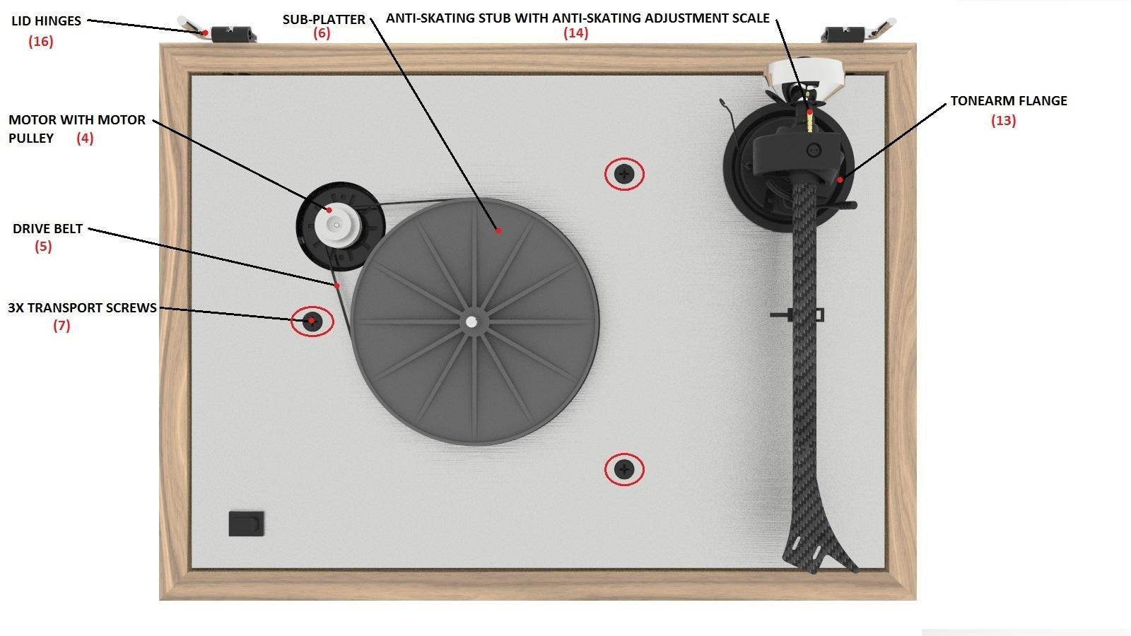 pro ject the classic levysoitin toimitus 0 hifikulma. Black Bedroom Furniture Sets. Home Design Ideas