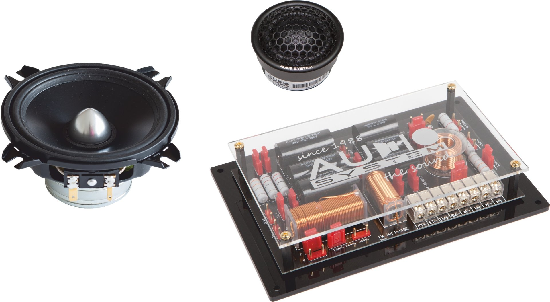 Car Audio System >> Audio System Hx 100 Phase Evo 2