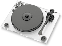 Pro-Ject 2-Xperience DC Acryl 2M-Silver