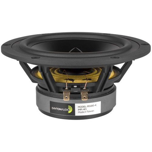 "Dayton Audio Reference RS180-4 7"" Bassoelementti"