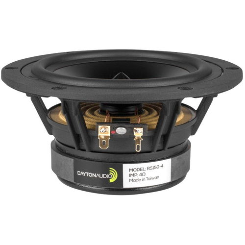 "Dayton Audio Reference RS150-4 6"" Bassoelementti"