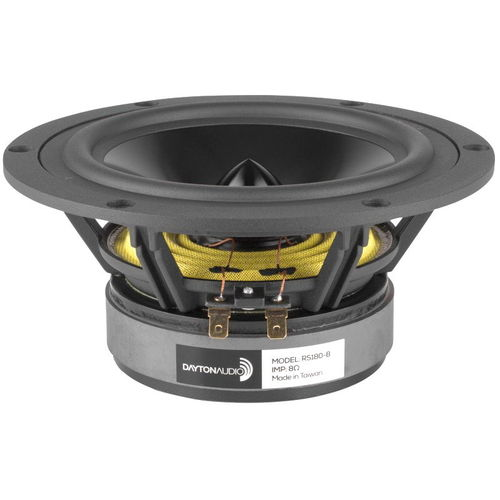 "Dayton Audio Reference RS180-8 7"" Bassoelementti"