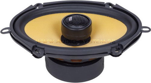 "Audio System CO 507 5x7"" Koaksiaalikaiutin"