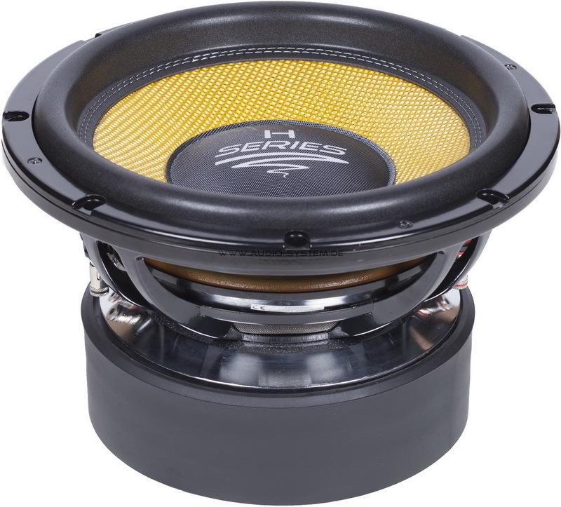 Audio System H 12 Spl Subwoofer Toimitus 0 Hifikulma