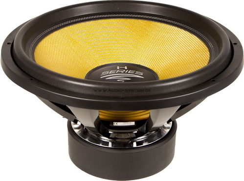 Audio System H 18 SPL