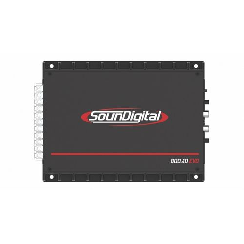SounDigital SD800.4D EVO-II 4ohm