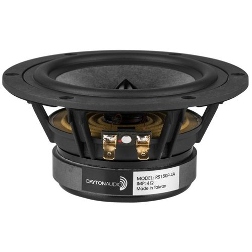 "Dayton Audio Reference RS150P-4 - 6"" Bassoelementti"