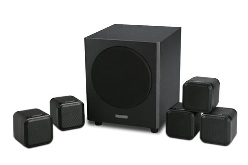 Mission M-CUBE+SE 5.1 system