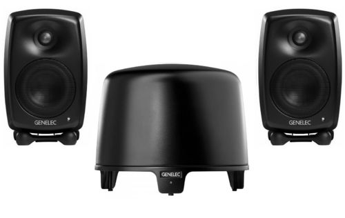Genelec G Two + F One