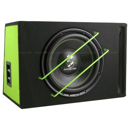 Ground Zero Iridium GZIB 3000XSPL Green