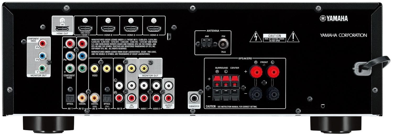 Yamaha Rx V  Arc Input